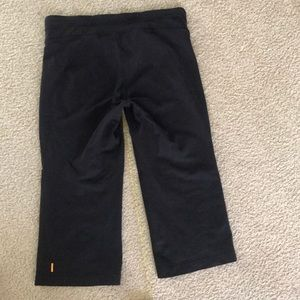 Lucy Powermax Hatha crop Capri yoga pants like new